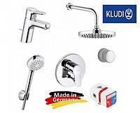Комплект смесителей Kludi Pure&Easy 376300565 Хром