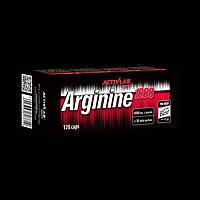 Аргинин Activlab Arginine 1000 - 120к