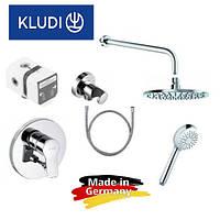 Душевая система Kludi Pure&Easy 376400565 Хром