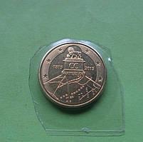 Бельгия 2,5 евро 2015 г. Ватерлоо
