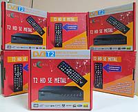 Приставка Т2 приемник ресивер декодер DVB-T/T2/C Uclan T2 HD SE Internet Metal цифровое тв тюнер т2 кабельное