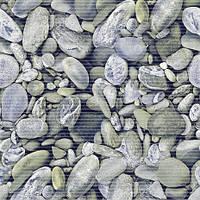 Килимок аквамат у ванну 80см Камені