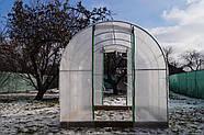 Теплиця з чохлом з армованої плівки Pleko 3*4,5, фото 6