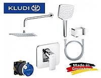 Душевая система Kludi Pure&Style 406300575 Хром