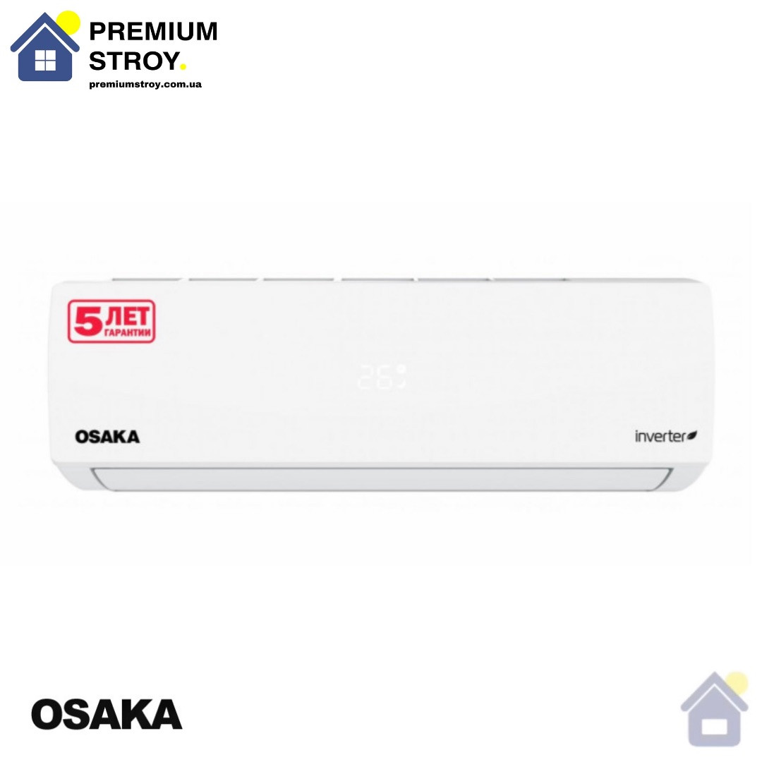 OSAKA Elit Inverter STV-18HH