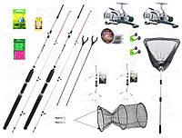Универсальный комплект спиннингов 1.8м. 0012218