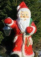 Фигура Дед Мороз полимерный