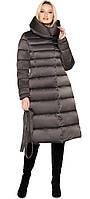 Зимова куртка жіноча колір капучіно модель 31515 (ЗАЛИШИВСЯ ТІЛЬКИ 40(XXS)), фото 1