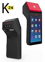 Термінал iMin M2 з ПРРО Kassa24 (з вбудованим принтером чеків)
