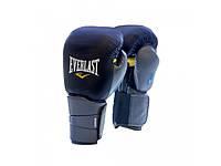 Гелевые Боксерские перчатки EVERLAST Protex3 Evergel 12 14 и 16 унций тренировочные кожаные перчатки для бокса