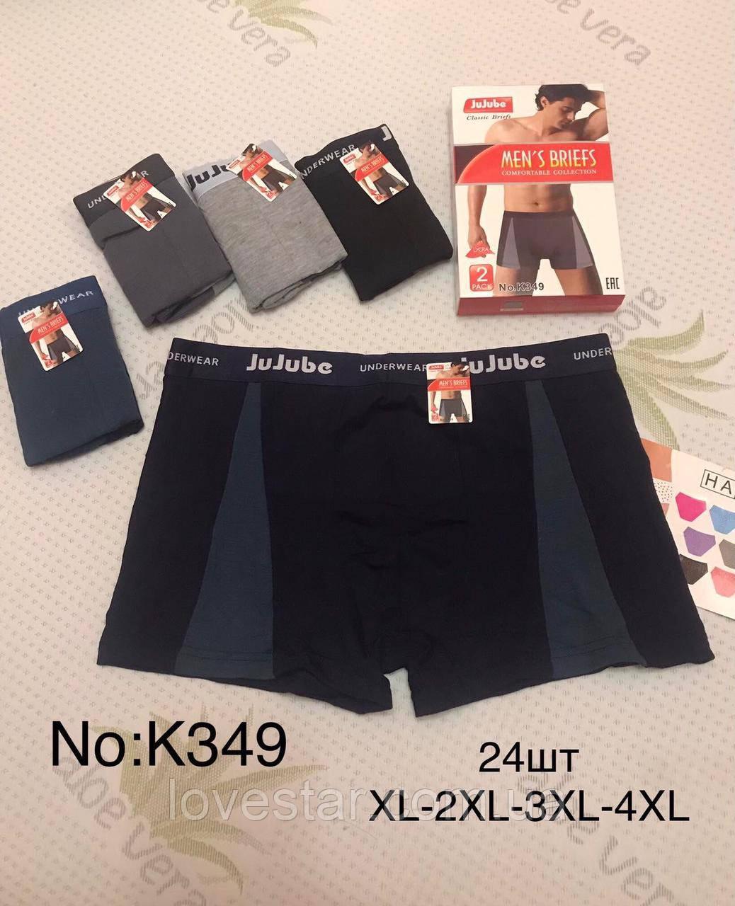 Чоловічі труси боксери XL-4XL