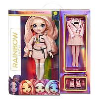 Розовая кукла Rainbow High Bella Parker Pink Fashion Doll - Рейнбоу Хай Белла Паркер 570738