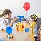 ОПТ Аэромобиль balloon car машинка з кулькою Аеродинаміці Reaction FORCE Principle Інтерактивна іграшка, фото 6