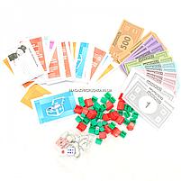 Экономическая настольная игра «Монополия» 6123, фото 7
