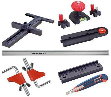 Системний комплект kwb Line Master (10 предметів)