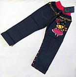 Детские джинсы для девочки Малышка, фото 4