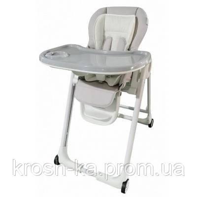 Стульчик для кормления Elegant light grey BabyHit Китай 10236