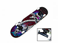 "Скейтборд деревянный от Fish Skateboard ""Snake"""