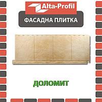 ОПТ - Фасадна панель АЛЬТА ПРОФІЛЬ Плитка фасадна Доломіт (0,508 м2)