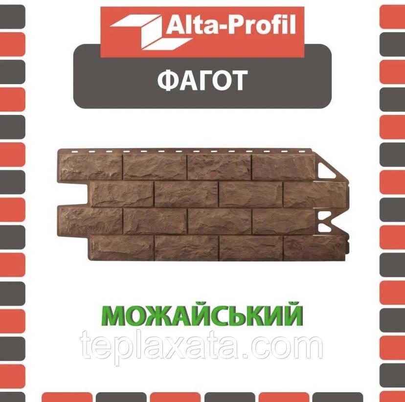 ОПТ - Фасадная панель АЛЬТА ПРОФИЛЬ Фагот Можайский (0,522 м2)