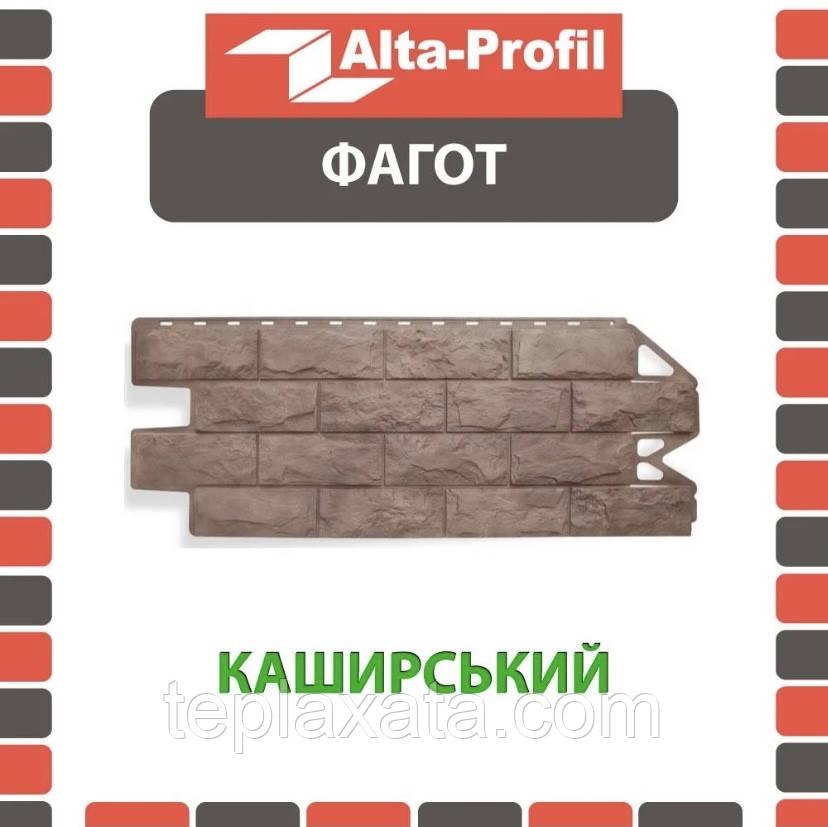 ОПТ - Фасадна панель АЛЬТА ПРОФІЛЬ Фагот Каширський (0,522 м2)