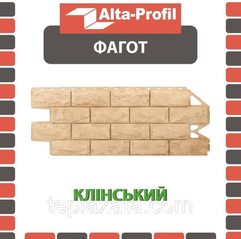 ОПТ - Фасадна панель АЛЬТА ПРОФІЛЬ Фагот Клинський (0,522 м2)