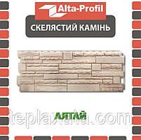 ОПТ - Фасадна панель АЛЬТА-ПРОФІЛЬ Камінь скелястий Алтай (0,522 м2)