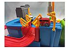 ОПТ Развивающая головоломка для детей механический трек Rescue city JIA YU TOY игрушка с рычагами и кнопками, фото 4