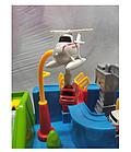 ОПТ Развивающая головоломка для детей механический трек Rescue city JIA YU TOY игрушка с рычагами и кнопками, фото 7