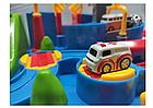 ОПТ Развивающая головоломка для детей механический трек Rescue city JIA YU TOY игрушка с рычагами и кнопками, фото 8