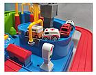 ОПТ Развивающая головоломка для детей механический трек Rescue city JIA YU TOY игрушка с рычагами и кнопками, фото 2
