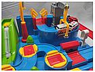 ОПТ Развивающая головоломка для детей механический трек Rescue city JIA YU TOY игрушка с рычагами и кнопками, фото 3