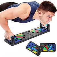 Платформа для віджимань складна Foldable Push Up Board, фото 1