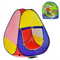 Палатка детская Toys Волшебный домик (3032)