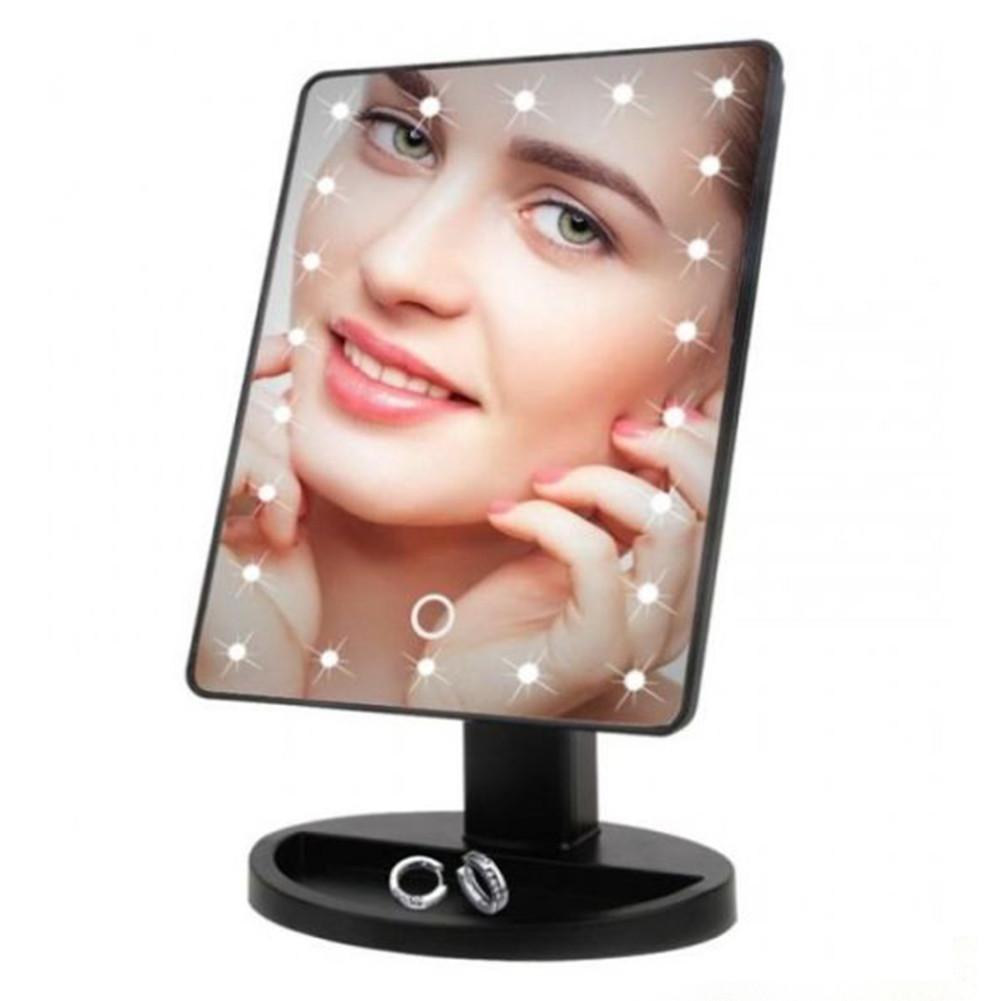 Дзеркало для макіяжу з підсвічуванням Led Mirror 002 M