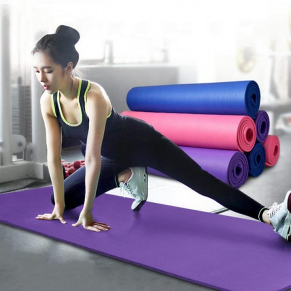 Мат для йоги YOGА MAT 173 х 61 х 0.4 см (MS-1847)