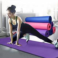 Мат для йоги YOGА MAT 173 х 61 х 0.4 см (MS-1847), фото 1