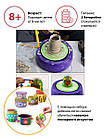ОПТ Набір зроби сам з глини Pottery Wheel дитячий гончарний набір для дитячої творчості, фото 8