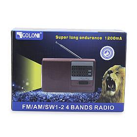 Радіо RX 6030 usb charge 18650