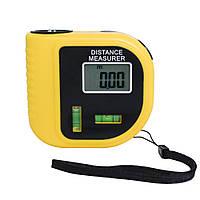 Лазерна рулетка з рівнем електронний далекомір RoHS CP-3010