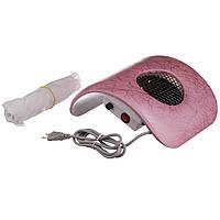 Витяжка для манікюру Nail Dust Collector US-338