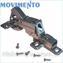 Петля 165°(коник) з доводчиком Movimento