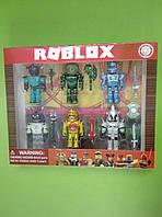 Игровой набор Роблокс 6 фигурок с  аксессуарами