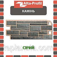 ОПТ - Фасадна панель АЛЬТА-ПРОФІЛЬ Камінь Сірий (0,547 м2)