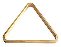 Треугольник для русского бильярда. Материал: дерево.