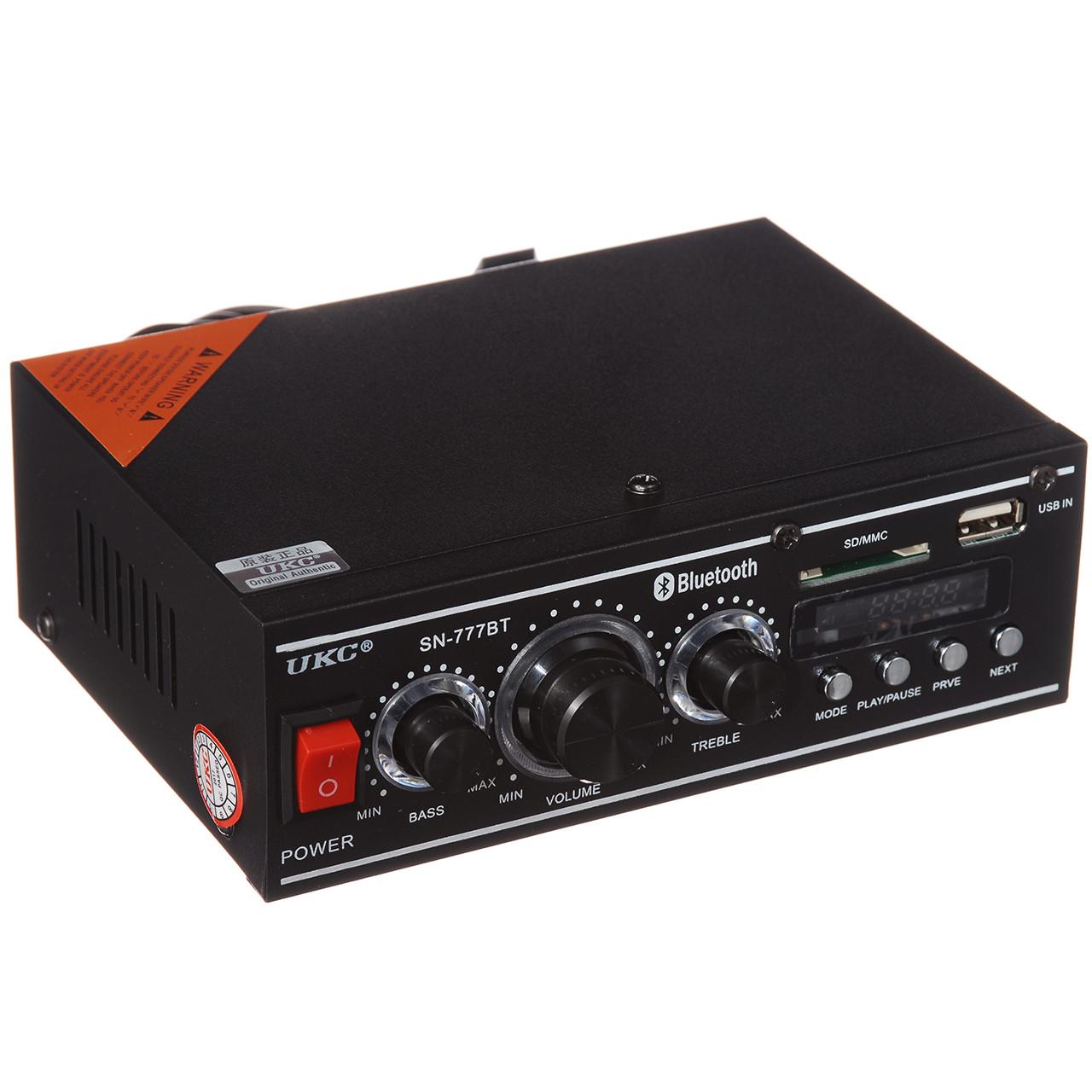Підсилювач звуку UKC (SN-777 Вт)