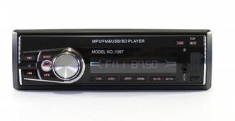 Автомагнитола Pioneer 1087 MP3, SD, FM, AUX