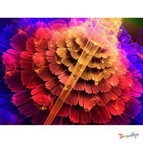 """Алмазна мозаїка """"Вальс квітів"""", 30*40см, без рамки, в кор. 39*8*5см"""