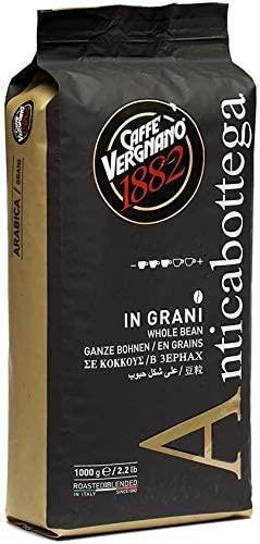 Кава в зернах Vergnano Antica Bottega 1 кг