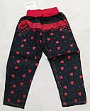 Летние джинсы для девочки Девушка, фото 3